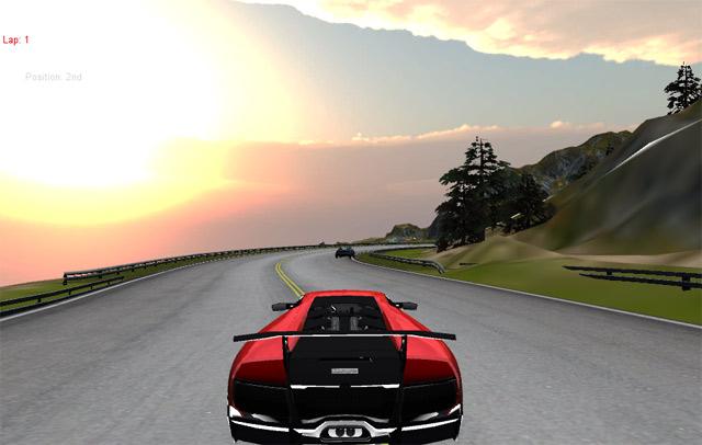 Virtual Car Games Image
