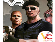 virtual reality commando fight